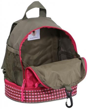 Lässig Kinderrucksack Mini Backpack Mushroom LMBP128