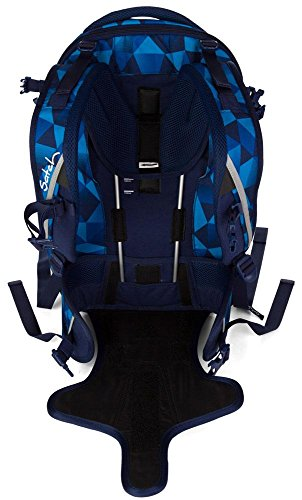 Satch by Ergobag Schulrucksack Match City Fitty 999