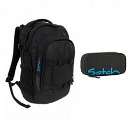 Ergobag Satch Schulrucksack und Schlamperbox