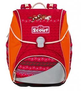 Scout Alpha Schulranzen von vorne