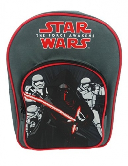 Star Wars Episode 7  Kinder-Rucksack, Blau - 1