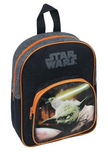 Undercover SW13760 - Rucksack mit Vortasche Star Wars, 23 x 29.5 x 8.5 cm - 1
