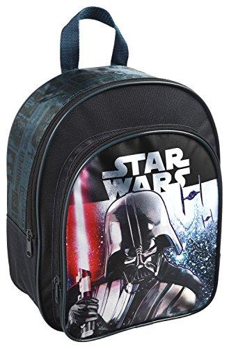Undercover SWHX7601 - Rucksack mit Vortasche Star Wars, circa 30 x 23 x 9 cm - 1